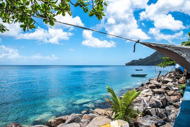 Sailing in St Vincent and the Grenadines ⛵