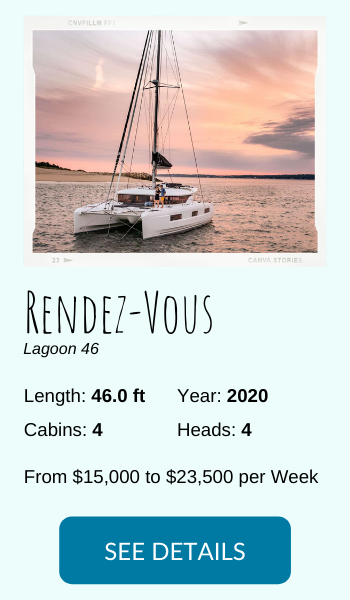 rendez vous all inclusive charter bvi