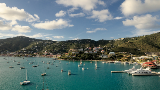 travel guide usvi sailing yacht charter