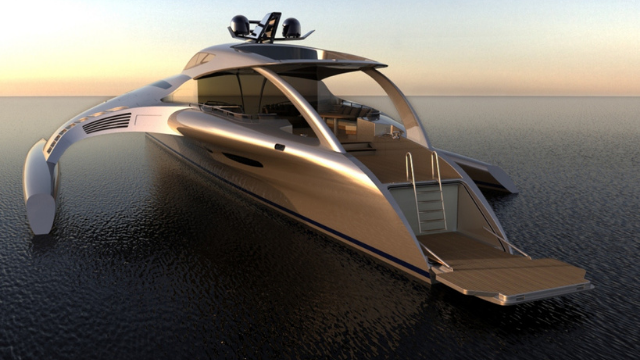 The most extraordinary boats in the world