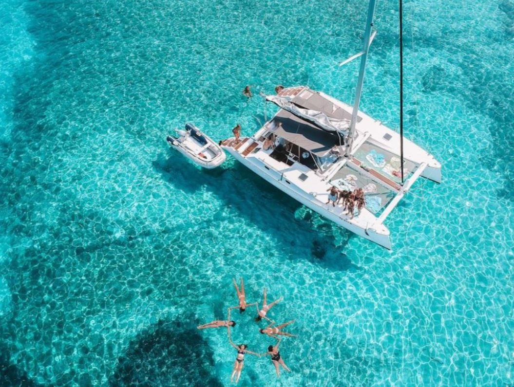 Rent a sailboat for your next holiday